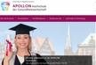 Apollon hochschule bachelor fernstudium